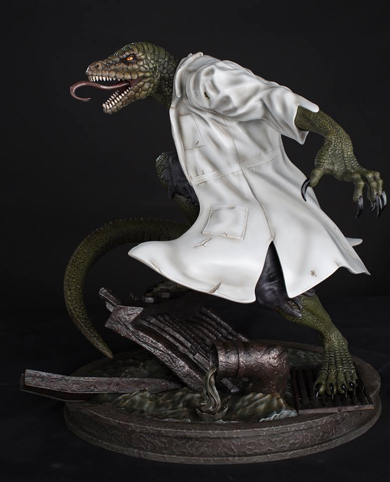 Premium Collectibles : Lizard Image468