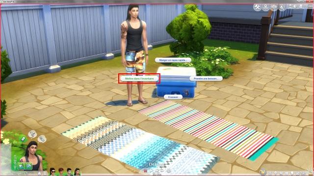 [Fiche] Emmener vos Sims et leur matériel à la plage grâce à trois mods: Beach mod, Life is a Beach Mod, Packing Crate Mod Image_17