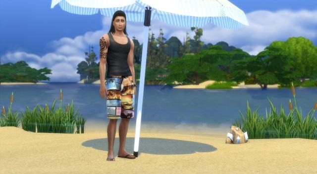 [Fiche] Emmener vos Sims et leur matériel à la plage grâce à trois mods: Beach mod, Life is a Beach Mod, Packing Crate Mod Image_20