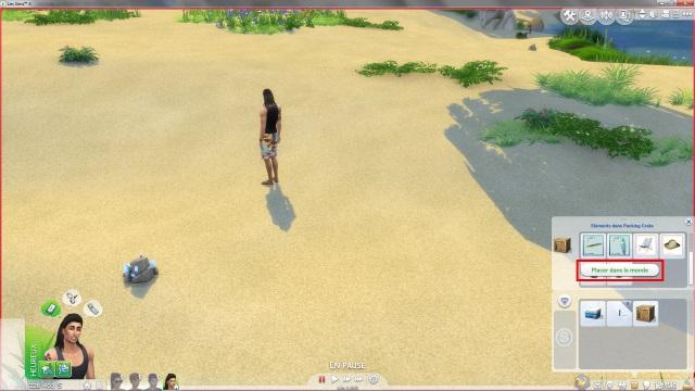 [Fiche] Emmener vos Sims et leur matériel à la plage grâce à trois mods: Beach mod, Life is a Beach Mod, Packing Crate Mod Image_24