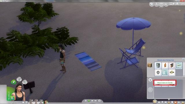 [Fiche] Emmener vos Sims et leur matériel à la plage grâce à trois mods: Beach mod, Life is a Beach Mod, Packing Crate Mod Image_25