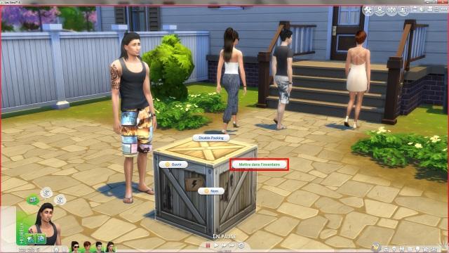 [Fiche] Emmener vos Sims et leur matériel à la plage grâce à trois mods: Beach mod, Life is a Beach Mod, Packing Crate Mod Image_28