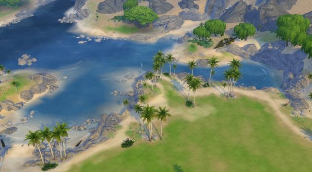[Fiche] Emmener vos Sims et leur matériel à la plage grâce à trois mods: Beach mod, Life is a Beach Mod, Packing Crate Mod Life_i10