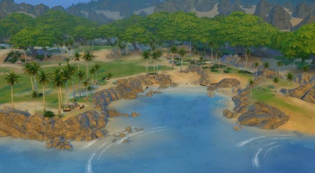 [Fiche] Emmener vos Sims et leur matériel à la plage grâce à trois mods: Beach mod, Life is a Beach Mod, Packing Crate Mod Life_i11