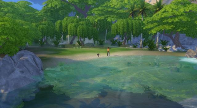 [Fiche] Emmener vos Sims et leur matériel à la plage grâce à trois mods: Beach mod, Life is a Beach Mod, Packing Crate Mod Life_i12