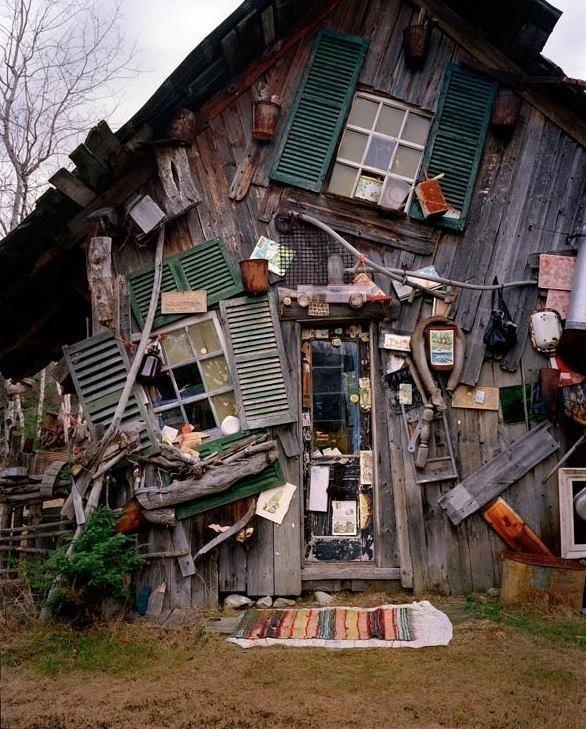 [Inspiration construction] Maisons réelles et réellement insolites Maison11