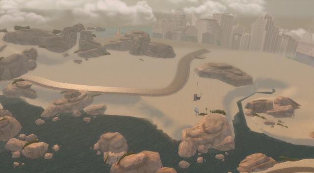 [Fiche] Emmener vos Sims et leur matériel à la plage grâce à trois mods: Beach mod, Life is a Beach Mod, Packing Crate Mod Oasis_12
