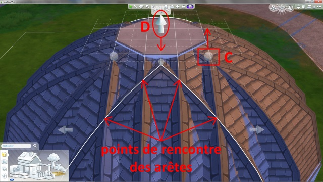 [Apprenti] Construction de toits: les dômes Post_164