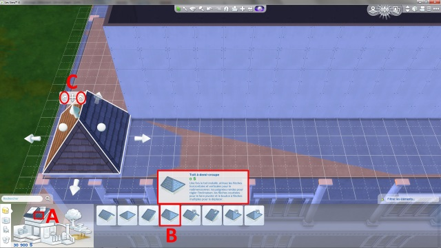 [Débutant] Construction de toits: le toit mansardé Post_318