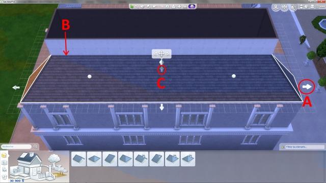[Débutant] Construction de toits: le toit mansardé Post_319
