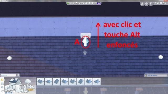 [Débutant] Construction de toits: le toit mansardé Post_418