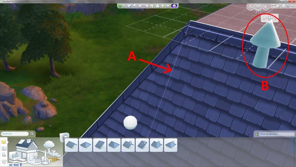 [Débutant] Construction de toits: le toit mansardé Post_426