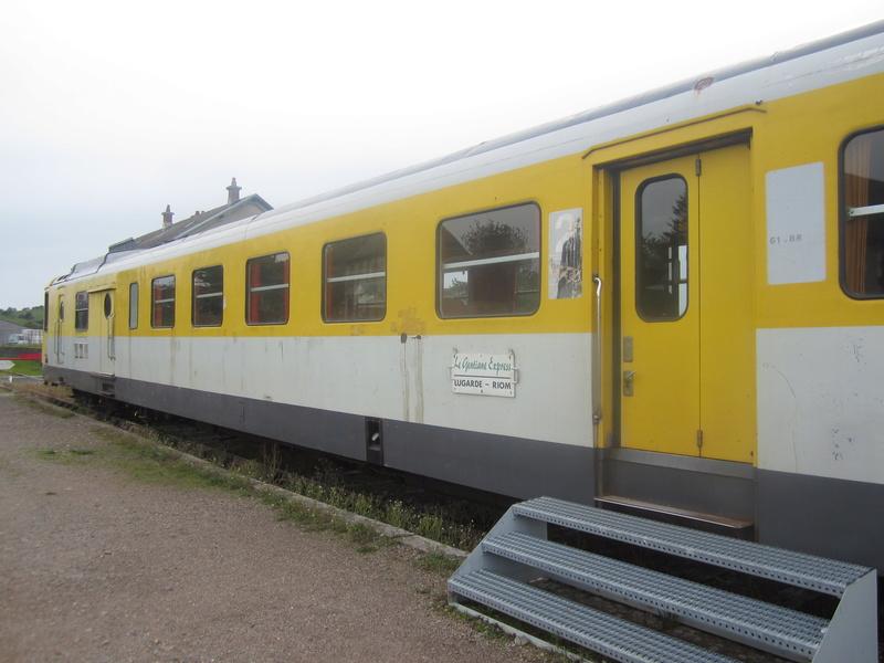 Gentiane Express Fabie130