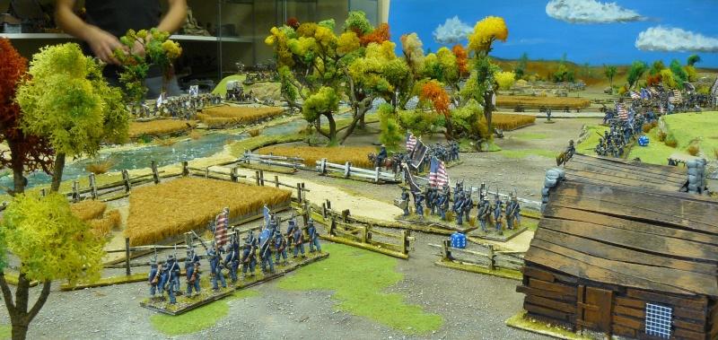 Gettysburg, 150° anniversaire. P1200010