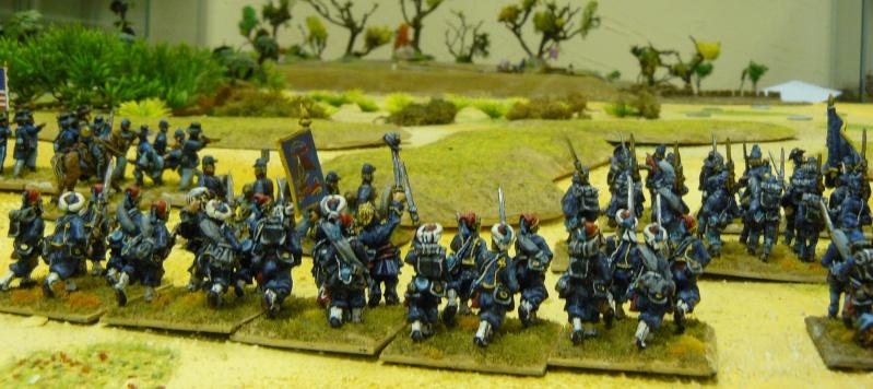 L'assaut sur Fort Wagner ! P1200230