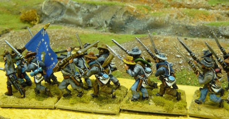 L'assaut sur Fort Wagner ! P1200231