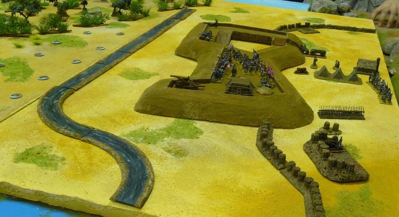 L'assaut sur Fort Wagner ! P1200232