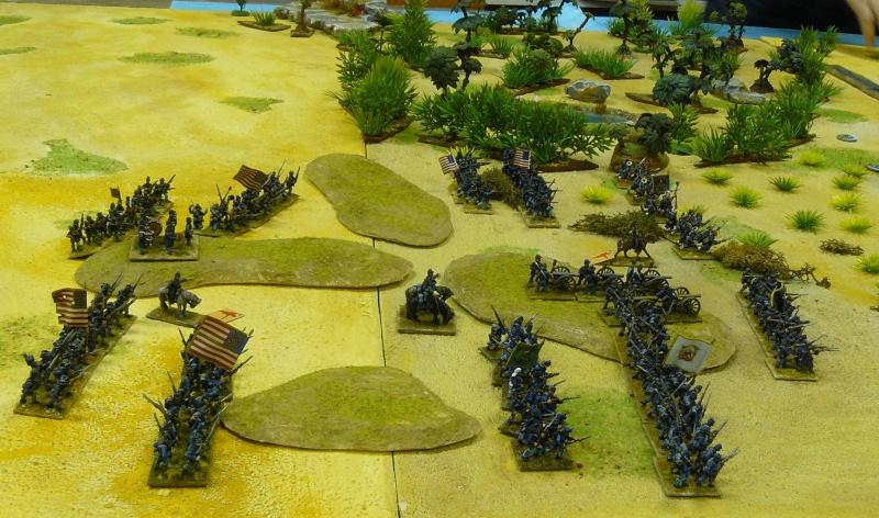 L'assaut sur Fort Wagner ! P1200233