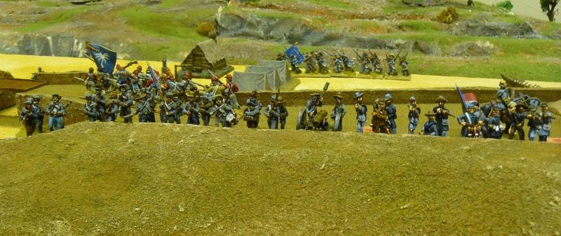 L'assaut sur Fort Wagner ! P1200234