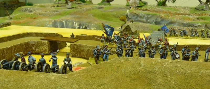 L'assaut sur Fort Wagner ! P1200235