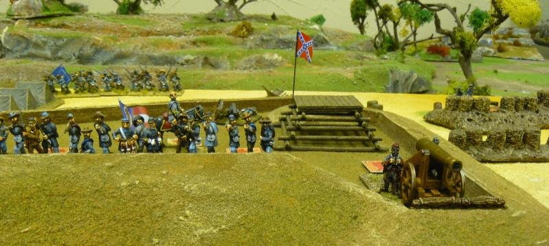 L'assaut sur Fort Wagner ! P1200236