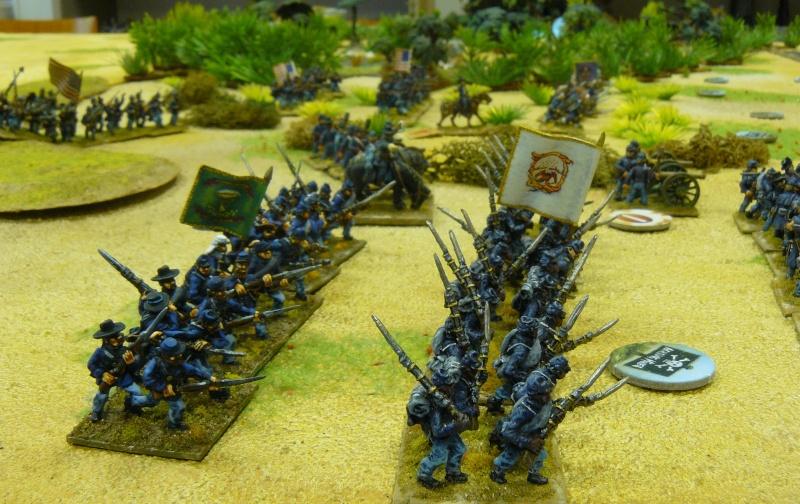 L'assaut sur Fort Wagner ! P1200237