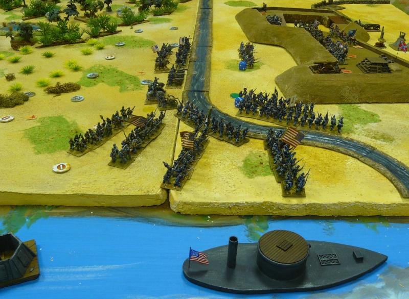 L'assaut sur Fort Wagner ! P1200239