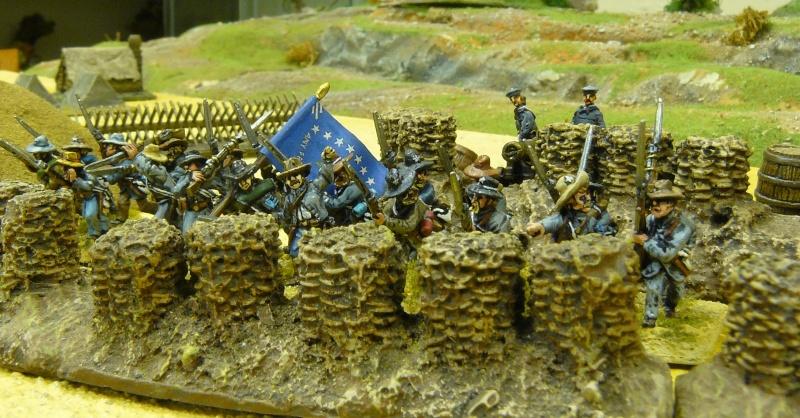 L'assaut sur Fort Wagner ! P1200240