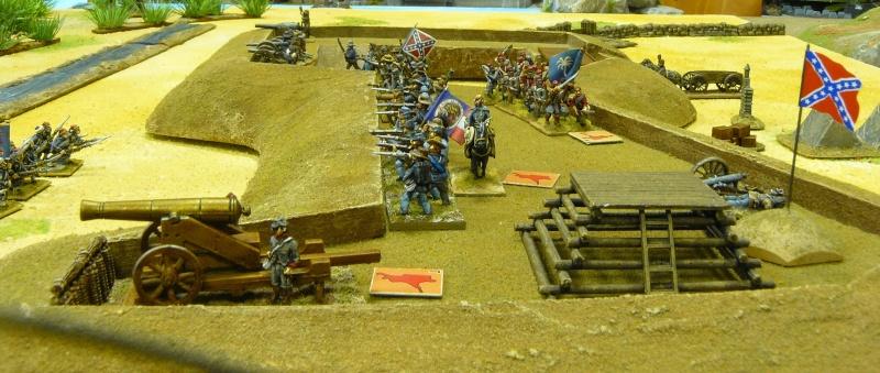 L'assaut sur Fort Wagner ! P1200241