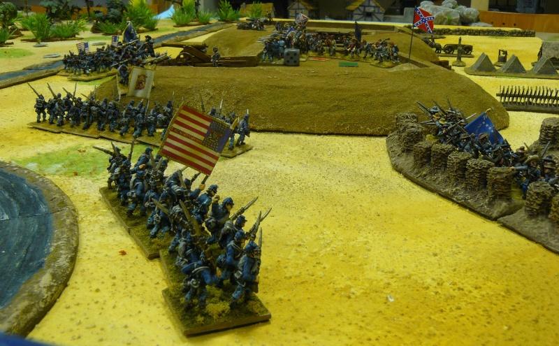 L'assaut sur Fort Wagner ! P1200242
