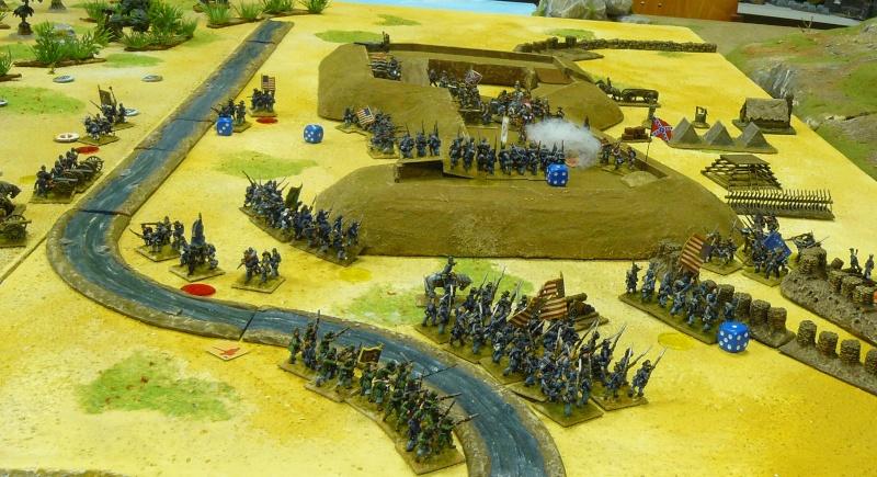 L'assaut sur Fort Wagner ! P1200243