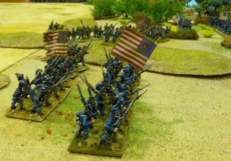 L'assaut sur Fort Wagner ! P1200244