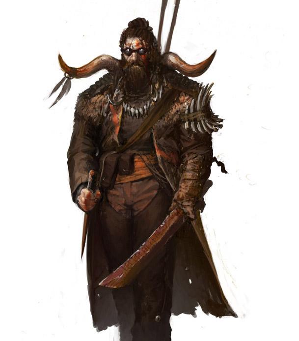 Arash: Character Thread and Information Minota10