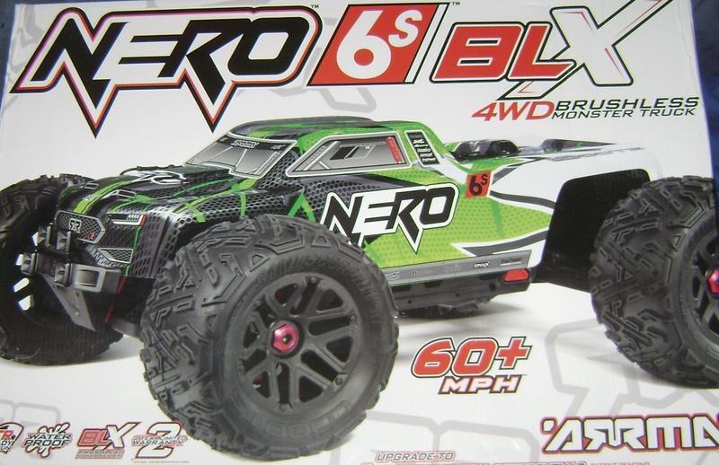 Arrma Monster Truck Nero BLX EDC /  Fazon & Big Rock de Trankilou&Trankilette - Page 3 10_08_10