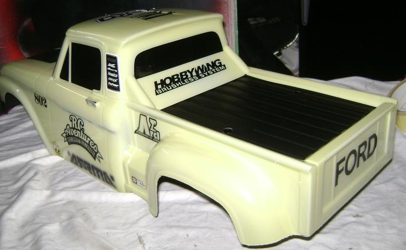 Arrma Monster Truck Nero BLX EDC /  Fazon & Big Rock de Trankilou&Trankilette - Page 3 14_08_17