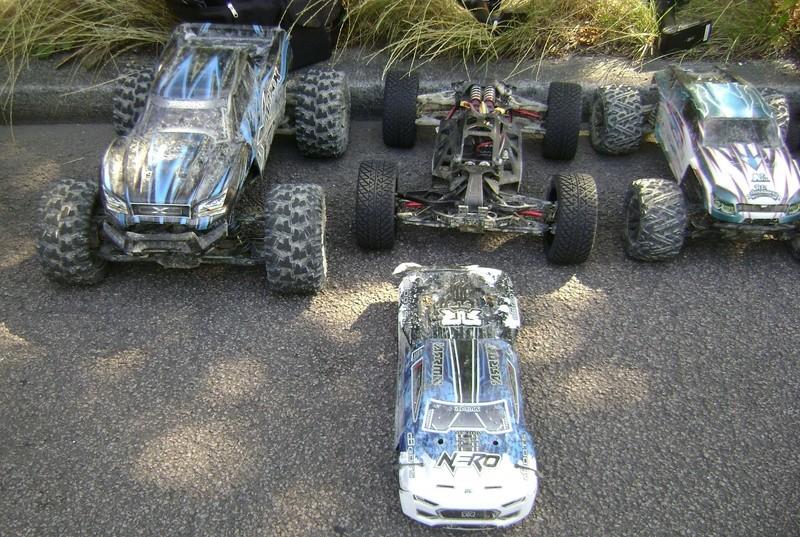 Arrma Monster Truck Nero BLX EDC /  Fazon & Big Rock de Trankilou&Trankilette - Page 2 Tof_0750