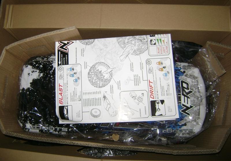 Arrma Monster Truck Nero BLX EDC /  Fazon & Big Rock de Trankilou&Trankilette Tof_2715