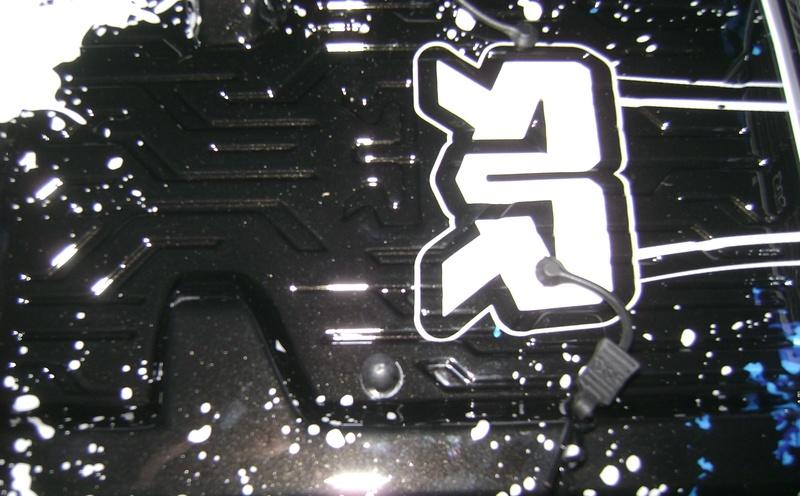 Arrma Monster Truck Nero BLX EDC /  Fazon & Big Rock de Trankilou&Trankilette Tof_2720