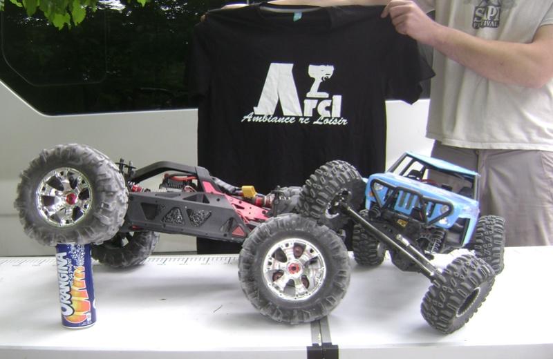 Arrma Monster Truck Nero BLX EDC /  Fazon & Big Rock de Trankilou&Trankilette Tof_3117