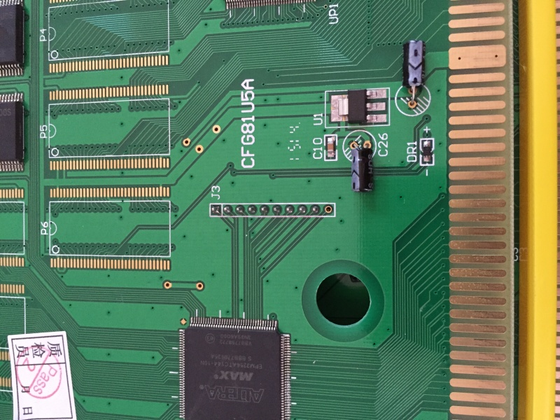consolisation slot et divers pb de reboot bug jeu et  affichage resolu Image36