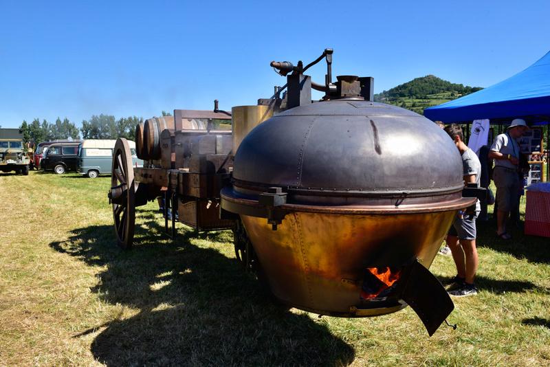 43 St VINCENT: 16ème Festival des vieilles mécaniques 2016 (Haute Loire) _gn06338