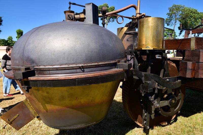 43 St VINCENT: 16ème Festival des vieilles mécaniques 2016 (Haute Loire) _gn06339