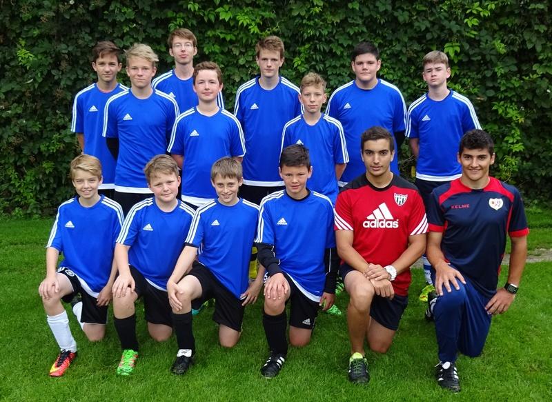 Torwart/Feldspieler Camp (26.-28. Juli) Mannsc10
