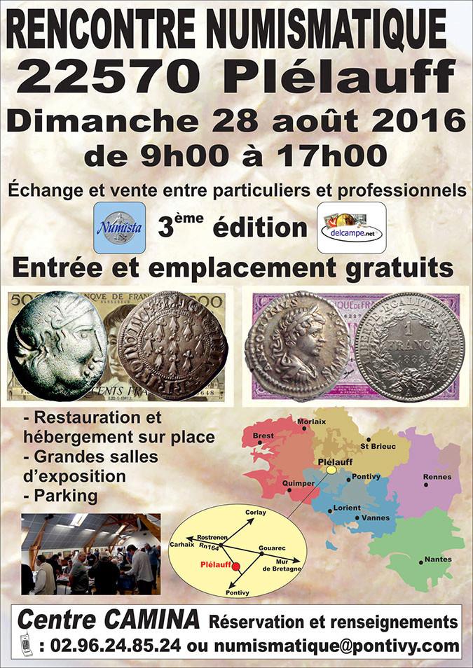 Numismates du Grand Ouest  - Page 4 Rencon11
