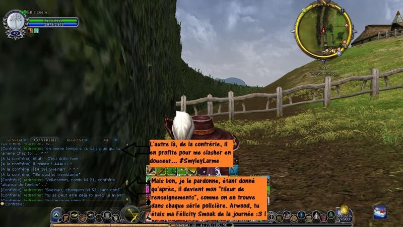 Mon aventure avec Sveinarr Screen28