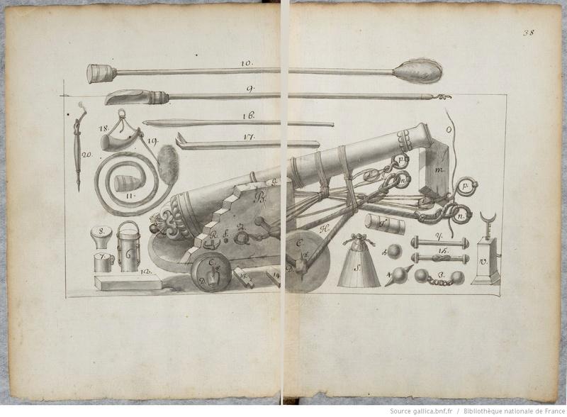 Réunion au sommet (pirates 17ème siècle). Btv1b510