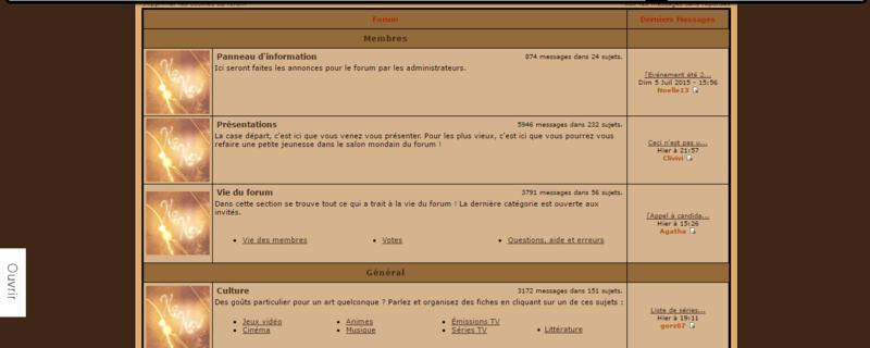A quoi ressemblait graphiquement le forum avant ? Screen10
