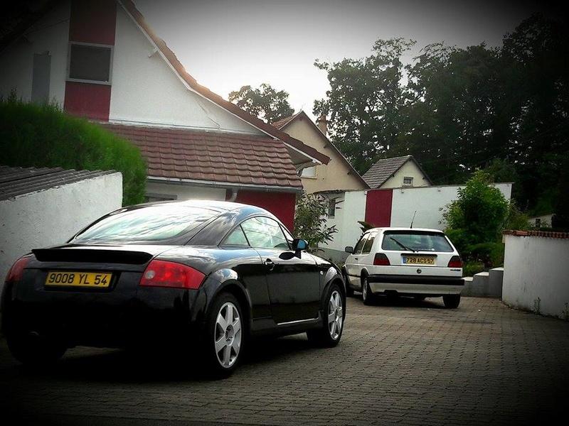 Audi TT mk1 180 14011911