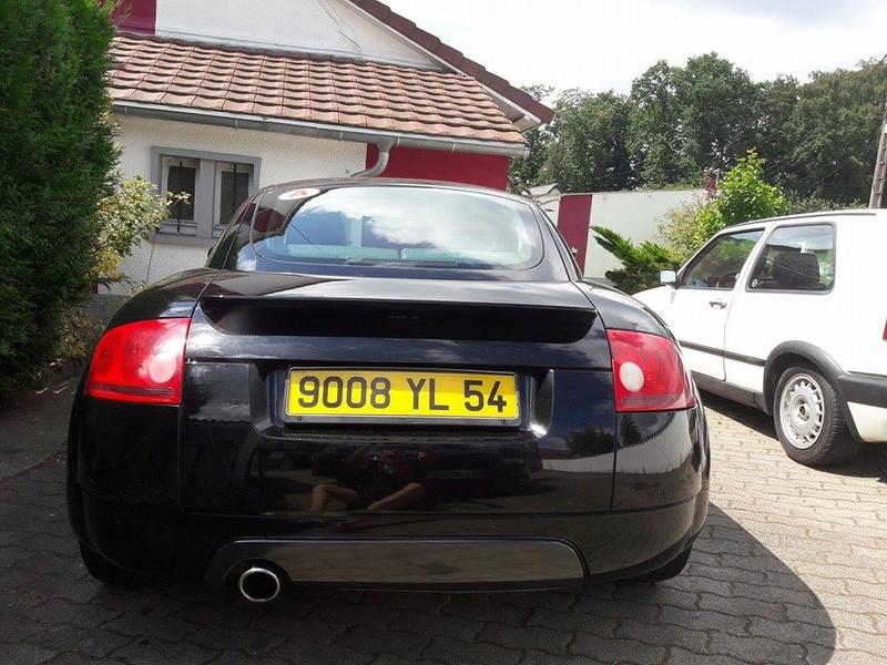 Audi TT mk1 180 14030610