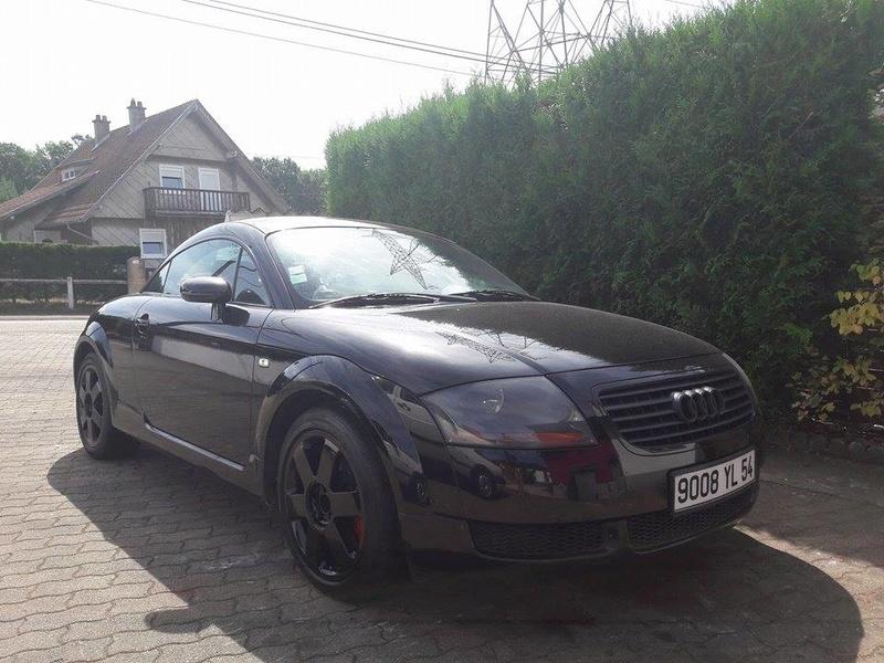 Audi TT mk1 180 14031110
